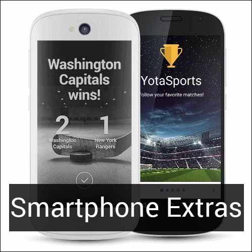 Smartphone Extras